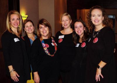 Little Black Dress 2018 Committee Members